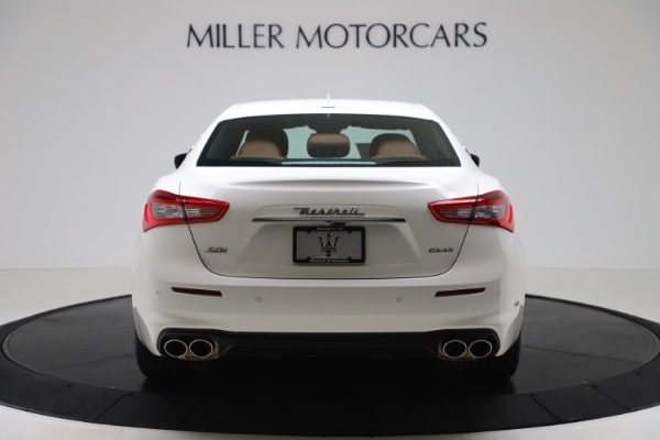 New 2020 Maserati Ghibli S Q4 for sale $84,735 at Rolls-Royce Motor Cars Greenwich in Greenwich CT 06830 6
