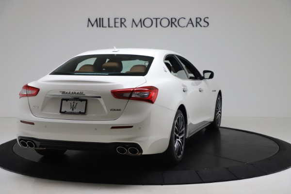 New 2020 Maserati Ghibli S Q4 for sale $84,735 at Rolls-Royce Motor Cars Greenwich in Greenwich CT 06830 7