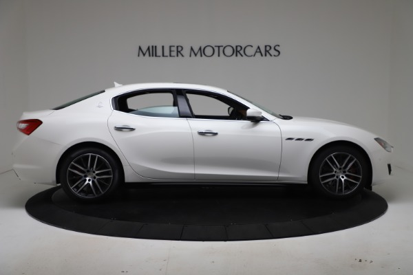 New 2020 Maserati Ghibli S Q4 for sale $84,735 at Rolls-Royce Motor Cars Greenwich in Greenwich CT 06830 9