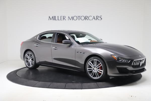 New 2020 Maserati Ghibli S Q4 for sale $87,285 at Rolls-Royce Motor Cars Greenwich in Greenwich CT 06830 10