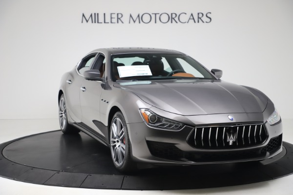 New 2020 Maserati Ghibli S Q4 for sale $87,285 at Rolls-Royce Motor Cars Greenwich in Greenwich CT 06830 11