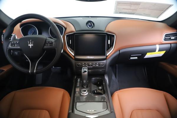 New 2020 Maserati Ghibli S Q4 for sale $87,285 at Rolls-Royce Motor Cars Greenwich in Greenwich CT 06830 16