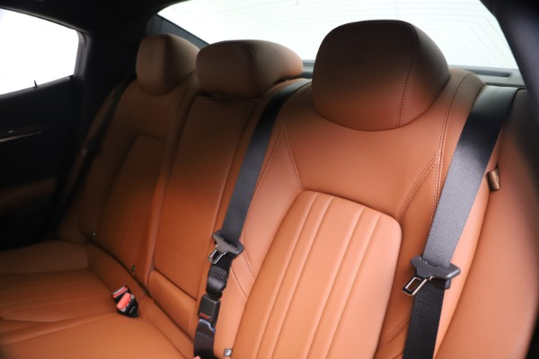 New 2020 Maserati Ghibli S Q4 for sale $87,285 at Rolls-Royce Motor Cars Greenwich in Greenwich CT 06830 18