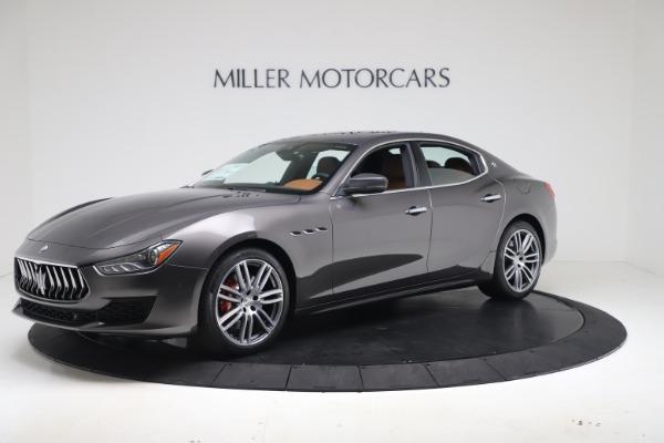 New 2020 Maserati Ghibli S Q4 for sale $87,285 at Rolls-Royce Motor Cars Greenwich in Greenwich CT 06830 2