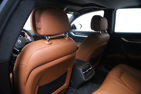New 2020 Maserati Ghibli S Q4 for sale $87,285 at Rolls-Royce Motor Cars Greenwich in Greenwich CT 06830 20
