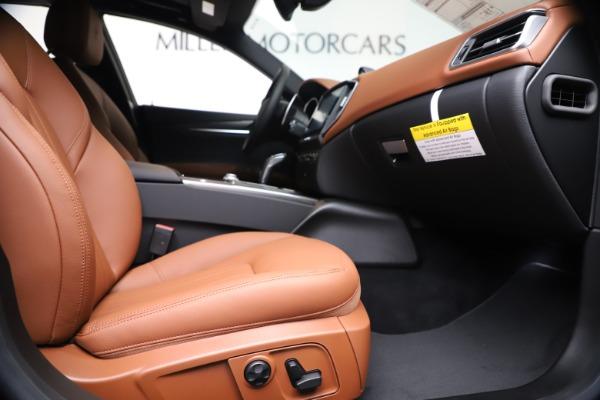 New 2020 Maserati Ghibli S Q4 for sale $87,285 at Rolls-Royce Motor Cars Greenwich in Greenwich CT 06830 23