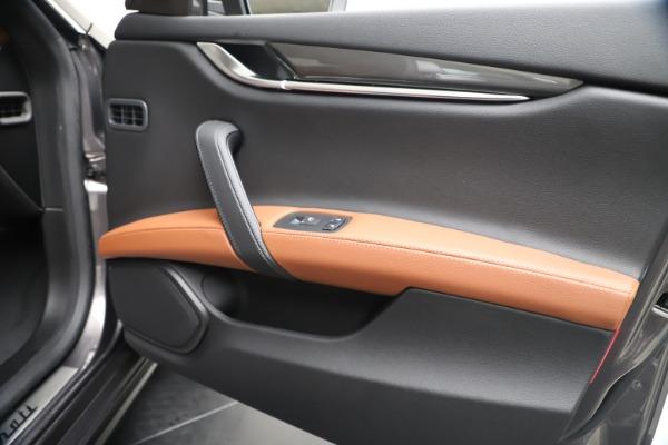 New 2020 Maserati Ghibli S Q4 for sale $87,285 at Rolls-Royce Motor Cars Greenwich in Greenwich CT 06830 25