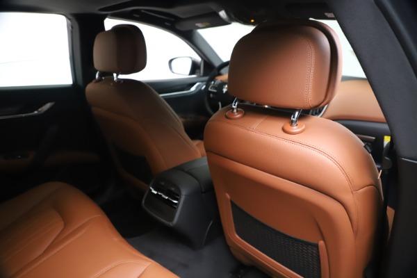 New 2020 Maserati Ghibli S Q4 for sale $87,285 at Rolls-Royce Motor Cars Greenwich in Greenwich CT 06830 28