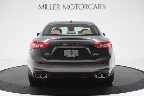 New 2020 Maserati Ghibli S Q4 for sale $87,285 at Rolls-Royce Motor Cars Greenwich in Greenwich CT 06830 6