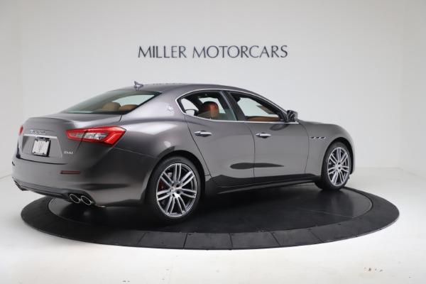 New 2020 Maserati Ghibli S Q4 for sale $87,285 at Rolls-Royce Motor Cars Greenwich in Greenwich CT 06830 8
