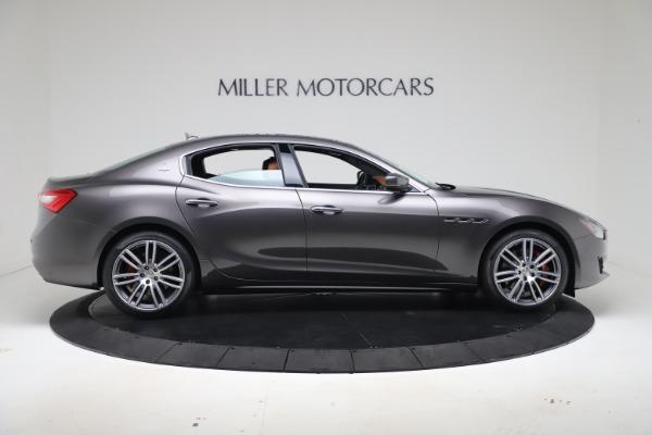 New 2020 Maserati Ghibli S Q4 for sale $87,285 at Rolls-Royce Motor Cars Greenwich in Greenwich CT 06830 9