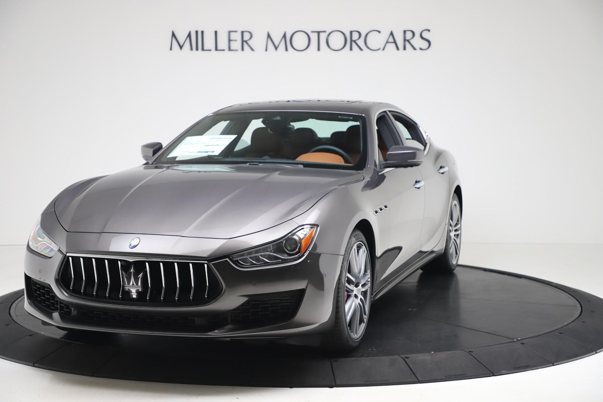 New 2020 Maserati Ghibli S Q4 for sale $87,285 at Rolls-Royce Motor Cars Greenwich in Greenwich CT 06830 1