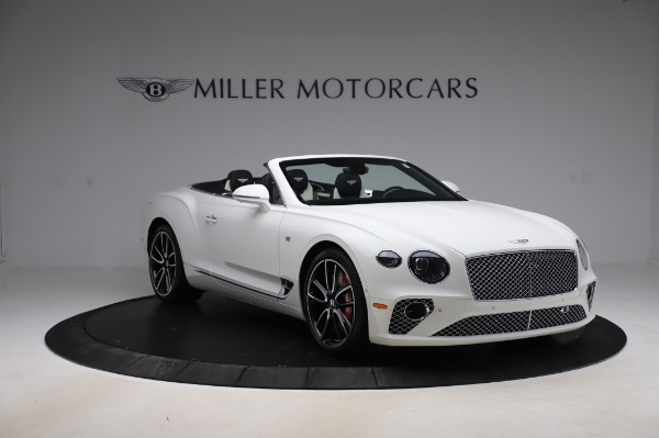 New 2020 Bentley Continental GT Convertible V8 First Edition for sale $281,365 at Rolls-Royce Motor Cars Greenwich in Greenwich CT 06830 10