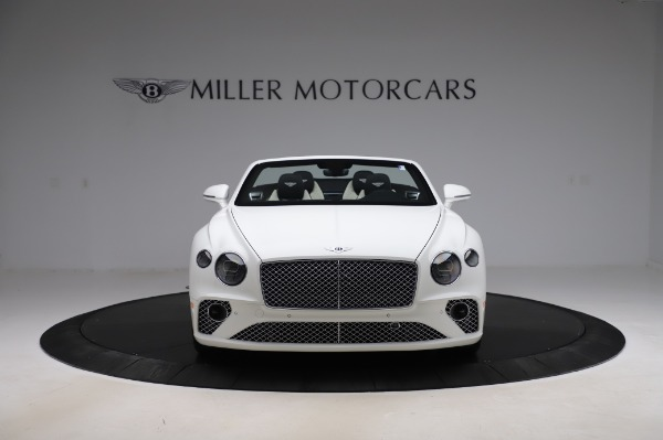 New 2020 Bentley Continental GTC V8 First Edition for sale $281,365 at Rolls-Royce Motor Cars Greenwich in Greenwich CT 06830 11