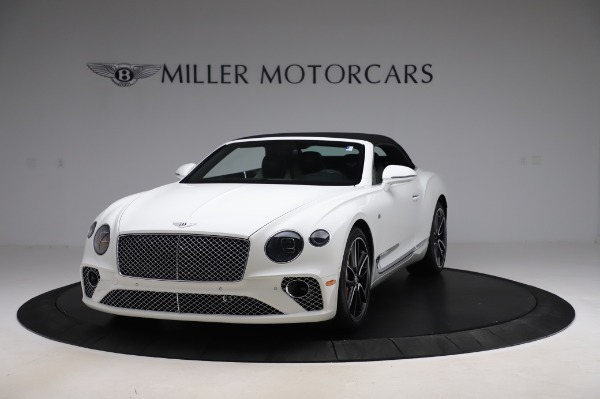 New 2020 Bentley Continental GTC V8 First Edition for sale $281,365 at Rolls-Royce Motor Cars Greenwich in Greenwich CT 06830 12