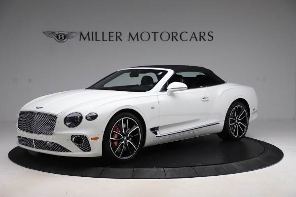 New 2020 Bentley Continental GT Convertible V8 First Edition for sale $281,365 at Rolls-Royce Motor Cars Greenwich in Greenwich CT 06830 13