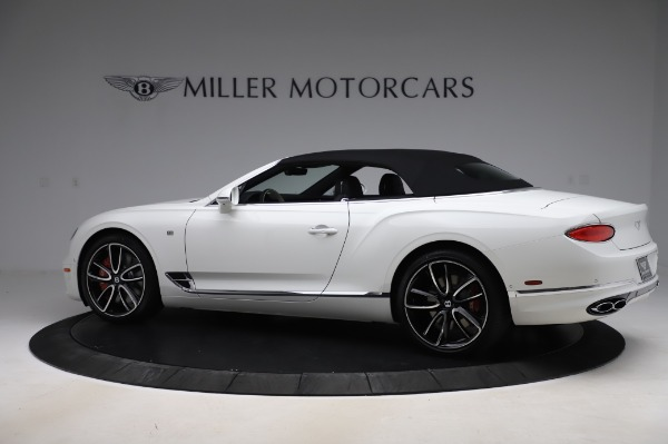 New 2020 Bentley Continental GTC V8 First Edition for sale $281,365 at Rolls-Royce Motor Cars Greenwich in Greenwich CT 06830 15