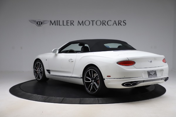 New 2020 Bentley Continental GTC V8 First Edition for sale $281,365 at Rolls-Royce Motor Cars Greenwich in Greenwich CT 06830 16