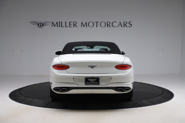 New 2020 Bentley Continental GTC V8 First Edition for sale $281,365 at Rolls-Royce Motor Cars Greenwich in Greenwich CT 06830 17
