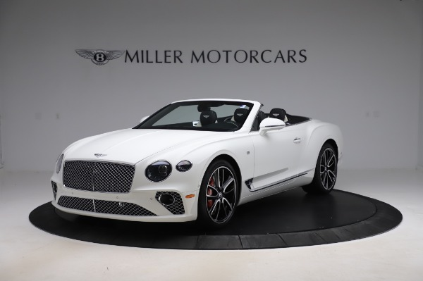 New 2020 Bentley Continental GT Convertible V8 First Edition for sale $281,365 at Rolls-Royce Motor Cars Greenwich in Greenwich CT 06830 2