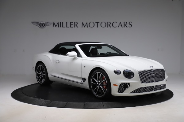 New 2020 Bentley Continental GTC V8 First Edition for sale $281,365 at Rolls-Royce Motor Cars Greenwich in Greenwich CT 06830 22