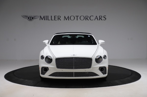 New 2020 Bentley Continental GTC V8 First Edition for sale $281,365 at Rolls-Royce Motor Cars Greenwich in Greenwich CT 06830 23