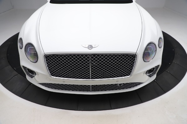 New 2020 Bentley Continental GTC V8 First Edition for sale $281,365 at Rolls-Royce Motor Cars Greenwich in Greenwich CT 06830 24