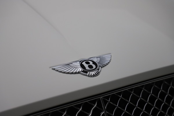 New 2020 Bentley Continental GT Convertible V8 First Edition for sale $281,365 at Rolls-Royce Motor Cars Greenwich in Greenwich CT 06830 25