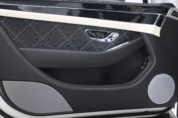 New 2020 Bentley Continental GTC V8 First Edition for sale $281,365 at Rolls-Royce Motor Cars Greenwich in Greenwich CT 06830 28