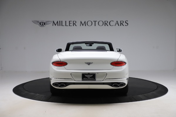New 2020 Bentley Continental GT Convertible V8 First Edition for sale $281,365 at Rolls-Royce Motor Cars Greenwich in Greenwich CT 06830 5