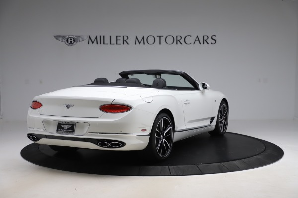 New 2020 Bentley Continental GT Convertible V8 First Edition for sale $281,365 at Rolls-Royce Motor Cars Greenwich in Greenwich CT 06830 6
