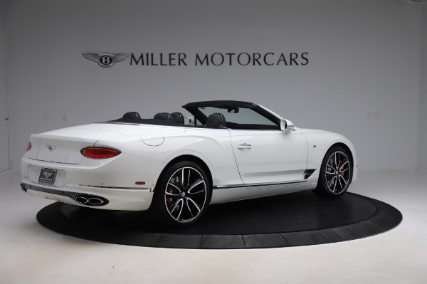 New 2020 Bentley Continental GTC V8 First Edition for sale $281,365 at Rolls-Royce Motor Cars Greenwich in Greenwich CT 06830 7
