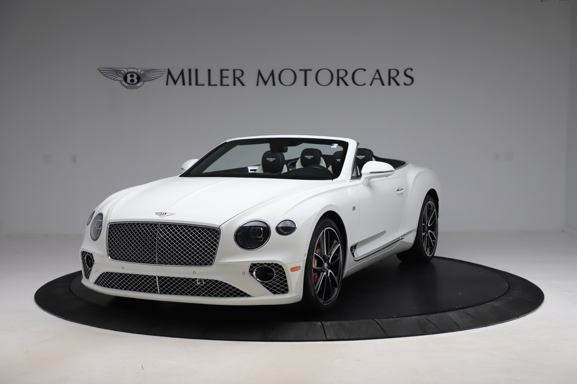 New 2020 Bentley Continental GTC V8 First Edition for sale $281,365 at Rolls-Royce Motor Cars Greenwich in Greenwich CT 06830 1