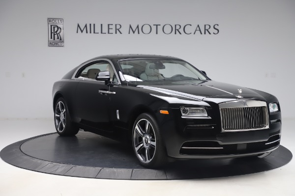 Used 2014 Rolls-Royce Wraith Base for sale $168,900 at Rolls-Royce Motor Cars Greenwich in Greenwich CT 06830 11