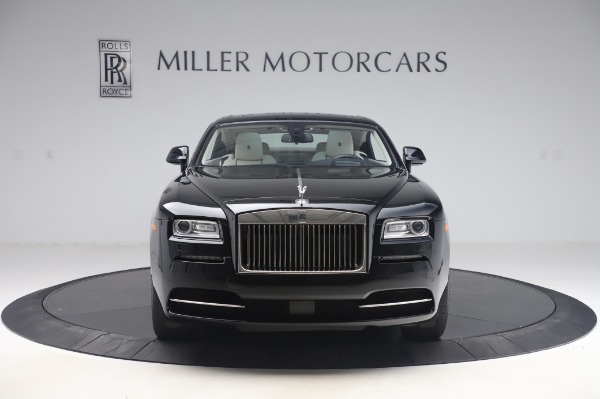 Used 2014 Rolls-Royce Wraith for sale $165,900 at Rolls-Royce Motor Cars Greenwich in Greenwich CT 06830 12