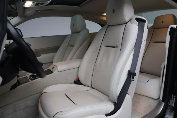 Used 2014 Rolls-Royce Wraith for sale $165,900 at Rolls-Royce Motor Cars Greenwich in Greenwich CT 06830 13