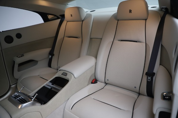 Used 2014 Rolls-Royce Wraith for sale $165,900 at Rolls-Royce Motor Cars Greenwich in Greenwich CT 06830 15