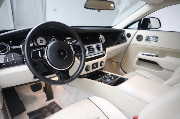 Used 2014 Rolls-Royce Wraith Base for sale $168,900 at Rolls-Royce Motor Cars Greenwich in Greenwich CT 06830 17