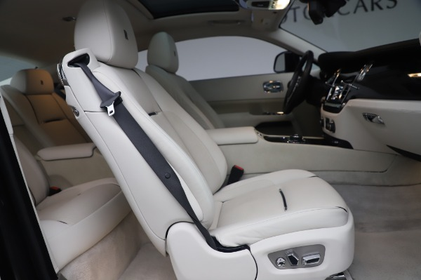 Used 2014 Rolls-Royce Wraith for sale $165,900 at Rolls-Royce Motor Cars Greenwich in Greenwich CT 06830 19