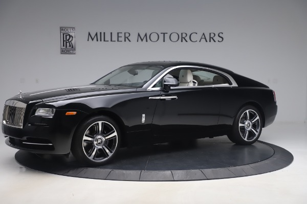 Used 2014 Rolls-Royce Wraith Base for sale $168,900 at Rolls-Royce Motor Cars Greenwich in Greenwich CT 06830 2
