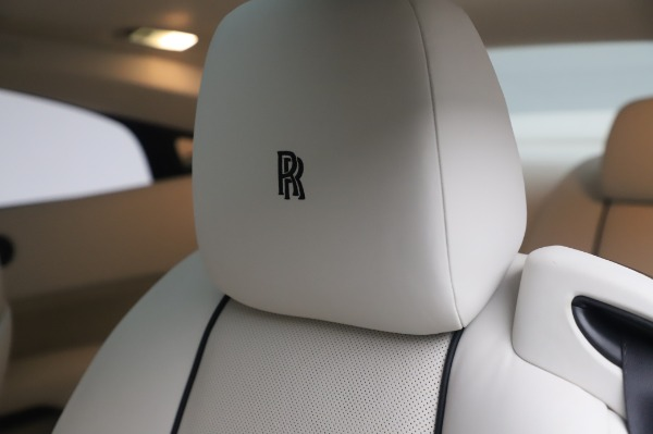 Used 2014 Rolls-Royce Wraith Base for sale $168,900 at Rolls-Royce Motor Cars Greenwich in Greenwich CT 06830 20