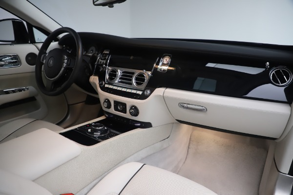 Used 2014 Rolls-Royce Wraith Base for sale $168,900 at Rolls-Royce Motor Cars Greenwich in Greenwich CT 06830 21