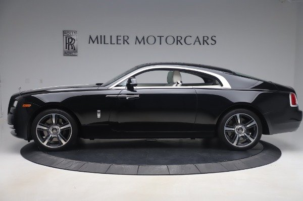 Used 2014 Rolls-Royce Wraith for sale $165,900 at Rolls-Royce Motor Cars Greenwich in Greenwich CT 06830 3