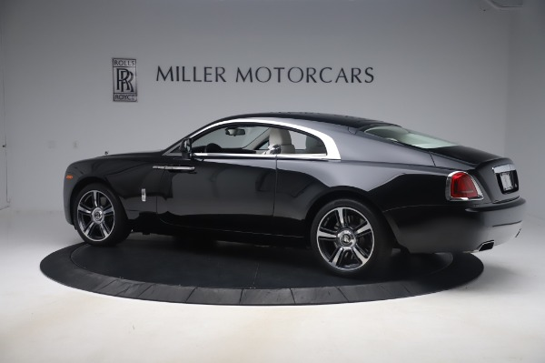 Used 2014 Rolls-Royce Wraith Base for sale $168,900 at Rolls-Royce Motor Cars Greenwich in Greenwich CT 06830 4