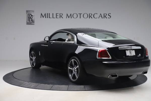 Used 2014 Rolls-Royce Wraith Base for sale $168,900 at Rolls-Royce Motor Cars Greenwich in Greenwich CT 06830 5