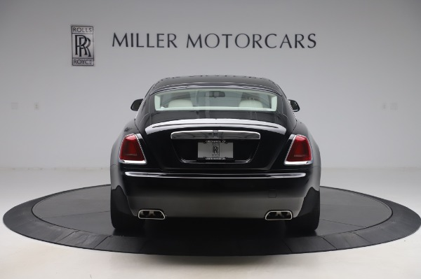 Used 2014 Rolls-Royce Wraith for sale $165,900 at Rolls-Royce Motor Cars Greenwich in Greenwich CT 06830 6