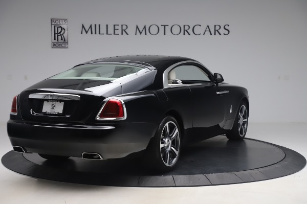 Used 2014 Rolls-Royce Wraith for sale $165,900 at Rolls-Royce Motor Cars Greenwich in Greenwich CT 06830 7