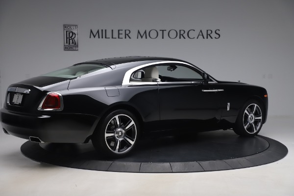 Used 2014 Rolls-Royce Wraith for sale $165,900 at Rolls-Royce Motor Cars Greenwich in Greenwich CT 06830 8