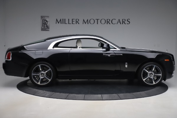 Used 2014 Rolls-Royce Wraith for sale $165,900 at Rolls-Royce Motor Cars Greenwich in Greenwich CT 06830 9