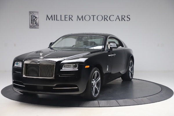 Used 2014 Rolls-Royce Wraith Base for sale $168,900 at Rolls-Royce Motor Cars Greenwich in Greenwich CT 06830 1